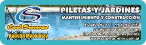 Piletas . COOL SUMMER