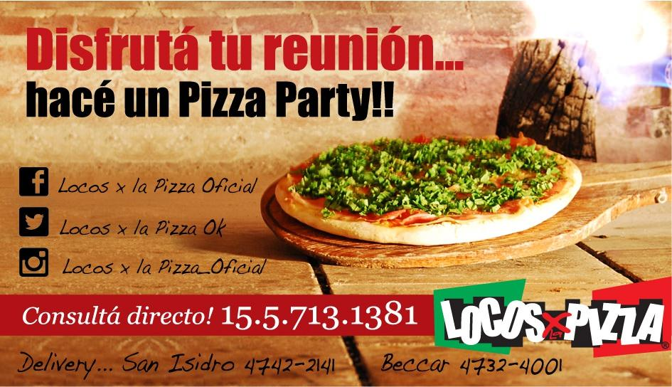 Pizzas y emp. Locos por la Pizza 1-5 ABC